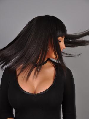 Незаметный парик
